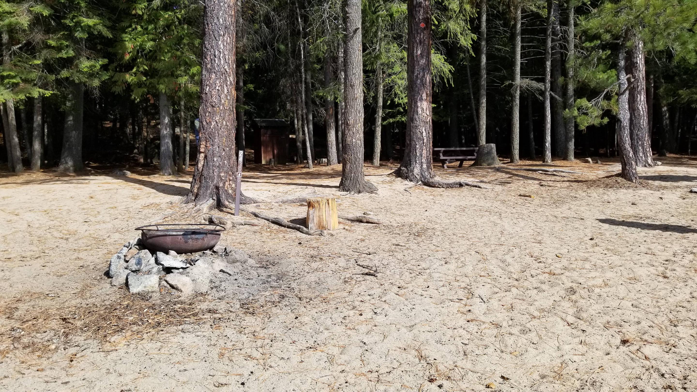 Silver Cove Site #24Silver Cove Boat-in Campsite #24