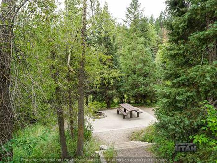 Site: 063 Loop: Spike Camp, Area B