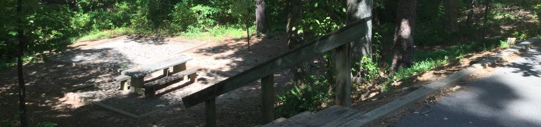 Jackrabbit Campground Site 42