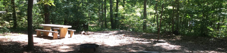 Jackrabbit Campground Site 43