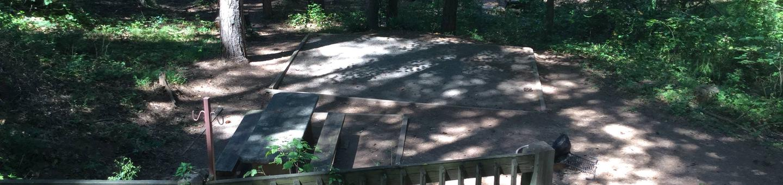 Jackrabbit Campground Site 45