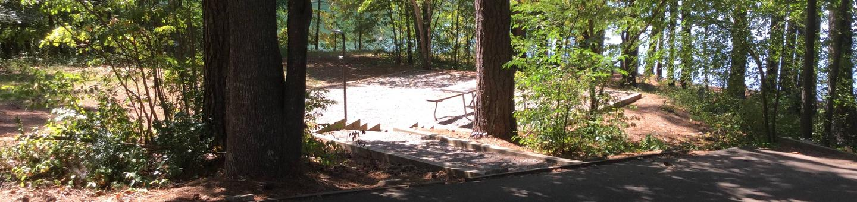 Jackrabbit Campground Site 55