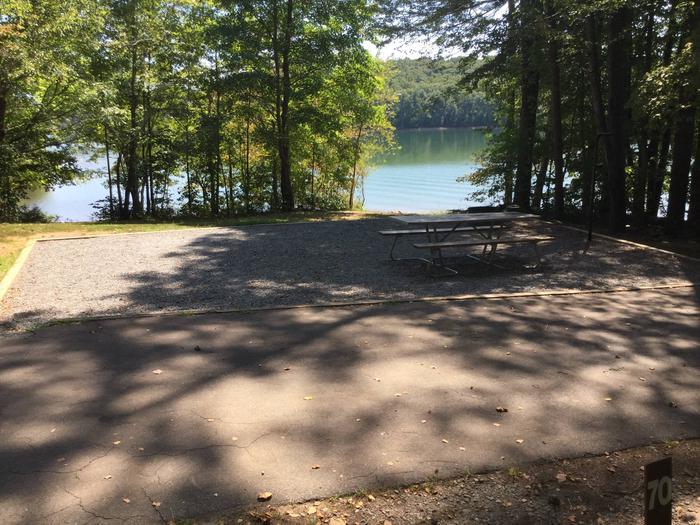 Jackrabbit Campground Site 70