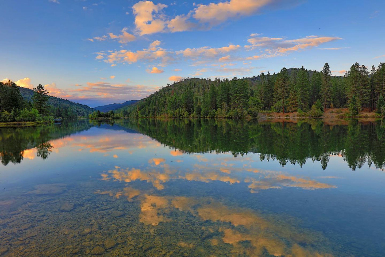 Lewiston LakeLewiston Lake Paradise