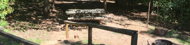 Jackrabbit Campground Site 73