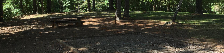 Jackrabbit Campground Site 76