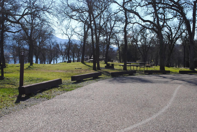 Acorn Campground Site 2Pull through