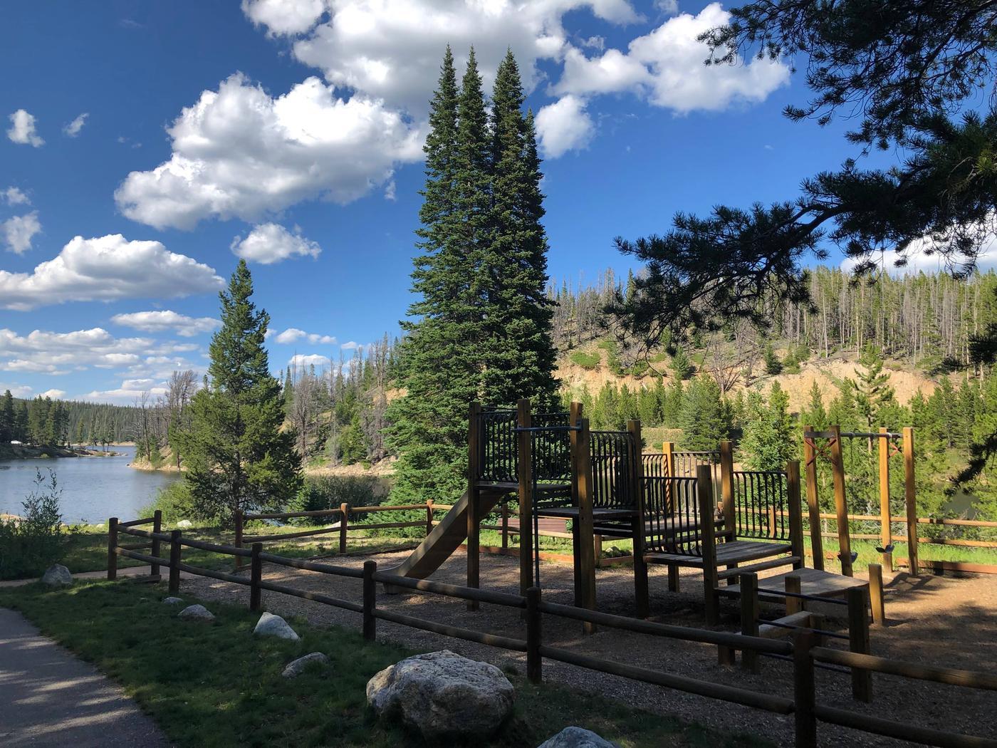 CHAMBERS LAKE PlaygroundPlayground