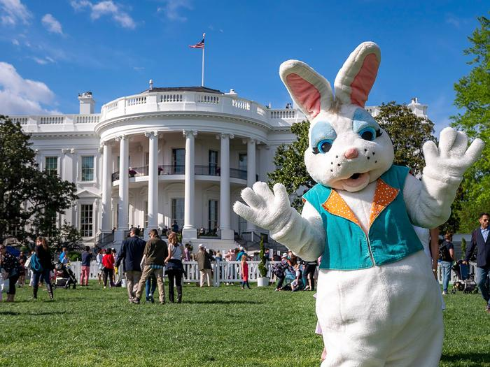 Preview photo of The White House Easter Egg Roll