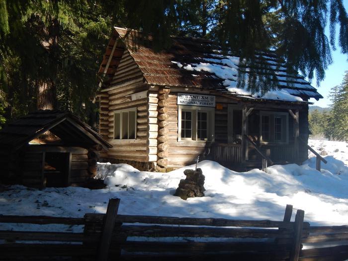 Dispatch cabin