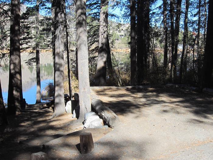 Gull Lake Campground Site 7Site 7