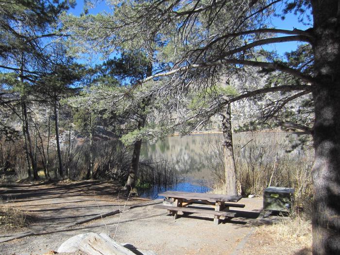 Gull Lake Campground Site 10Site 10
