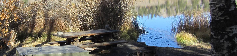Gull Lake Campground Site 11Site 11
