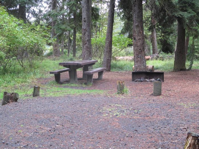 Allen Springs site 16Site 16