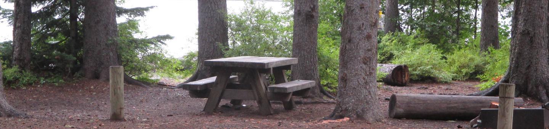 Trapper Creek Site 18Site 18