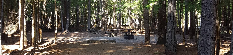Beaver Creek Campground Site 7