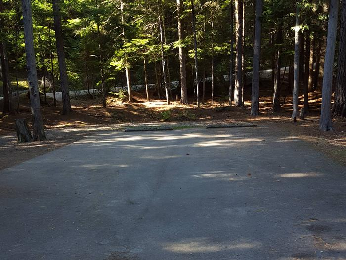 Beaver Creek Campground Site 10