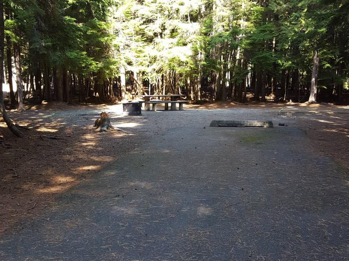 Beaver Creek Campground Site 11