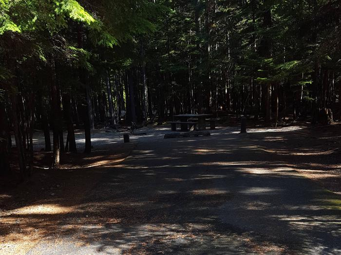 Beaver Creek Campground Site 20