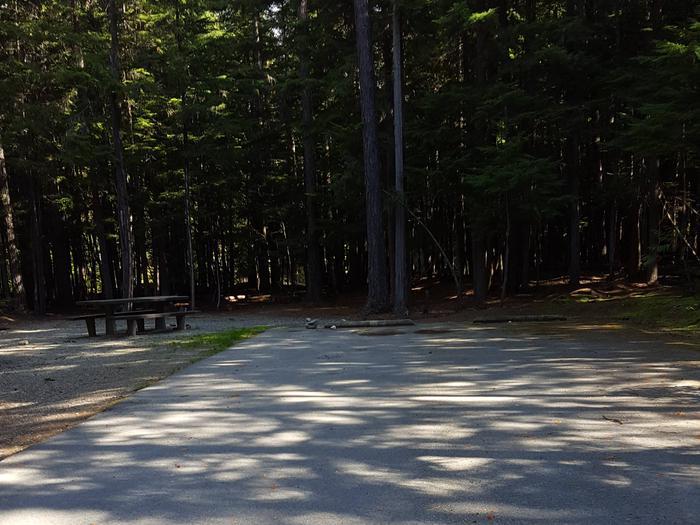 Beaver Creek Campground Site 22