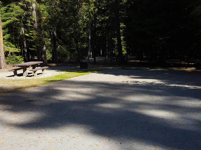 Beaver Creek Campground Site 24