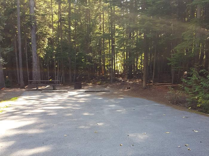 Beaver Creek Campground Site 25