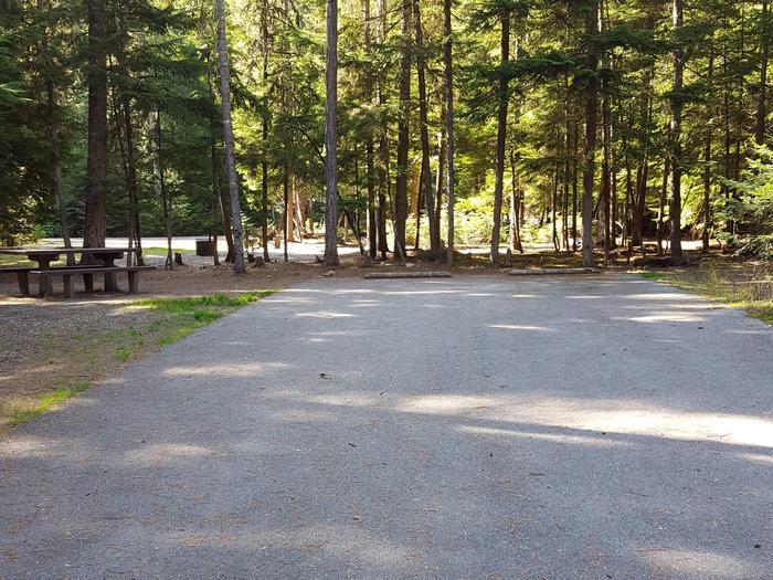 Beaver Creek Campground Site 26