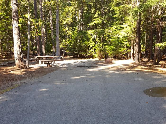Beaver Creek Campground Site 27