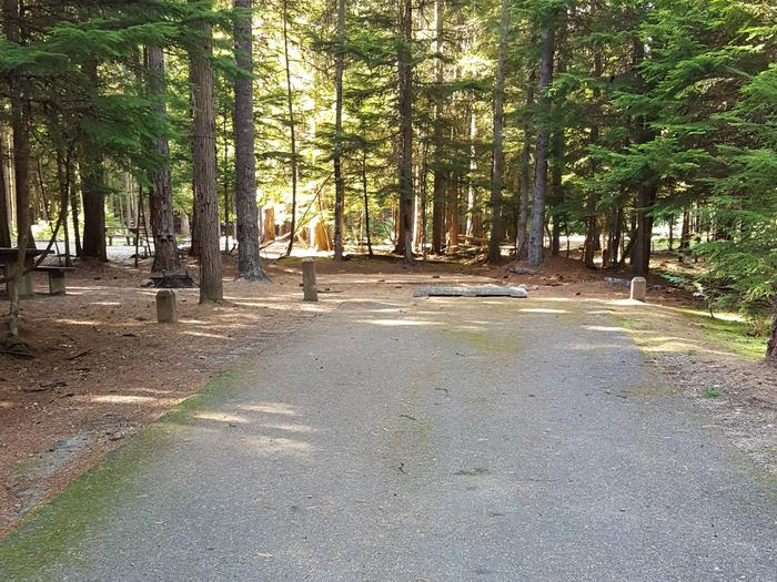 Beaver Creek Campground Site 28