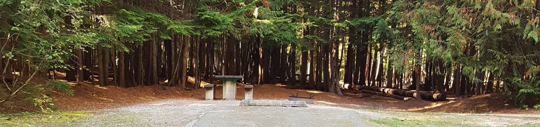 Beaver Creek Campground Site 30