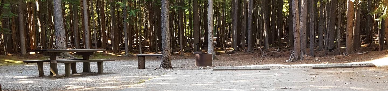 Beaver Creek Campground Site 32
