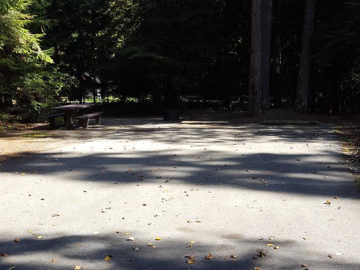 Beaver Creek Campground Site 34