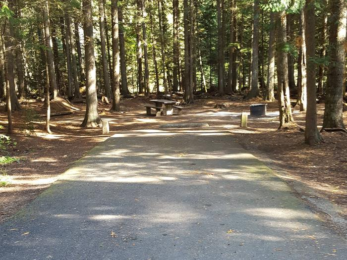 Beaver Creek Campground Site 36