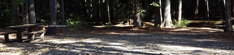Beaver Creek Campground Site 37