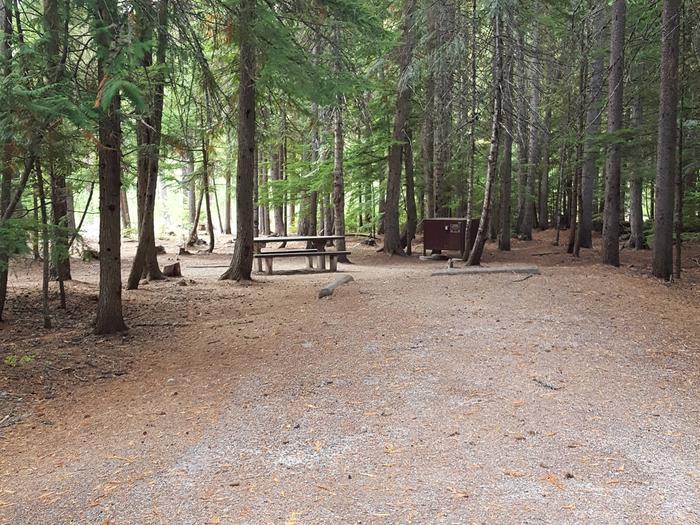 Upper Luby Bay Site 41