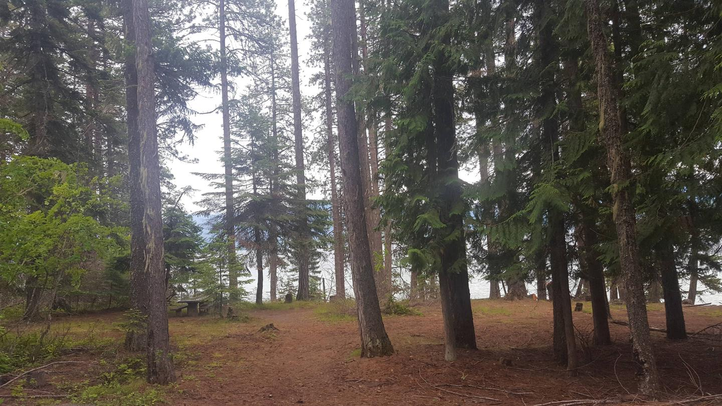Luby Bay Campground