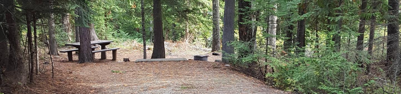 Osprey Campground Site 1
