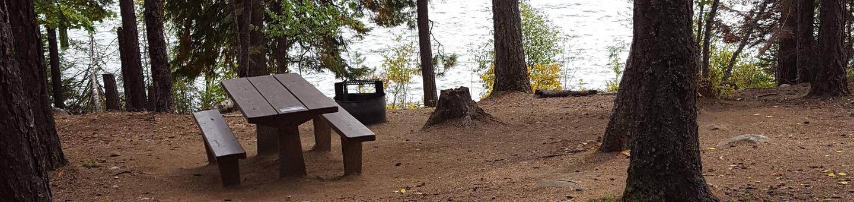 Osprey Campground Site 9