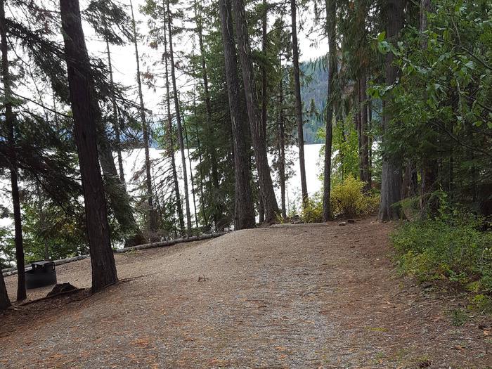 Osprey Campground Site 10