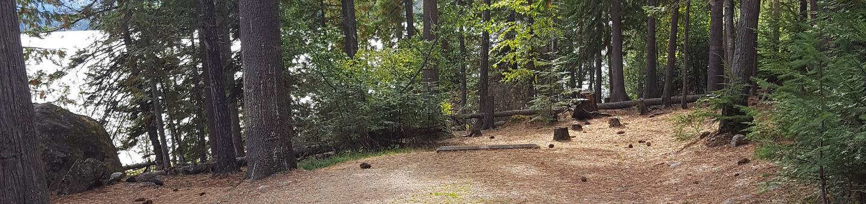 Osprey Campground Site 13