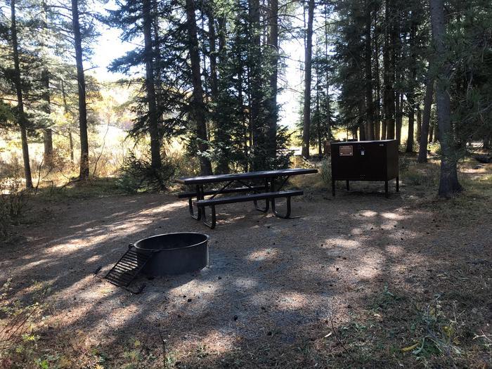 Campsite #7 (Tent Campsite)