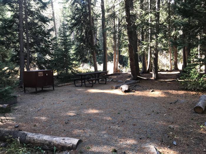 Campsite #9 (Tent Campsite)