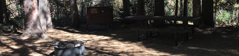 Campsite #21 (Tent Campsite)Campsite #21 (Tent Campsite