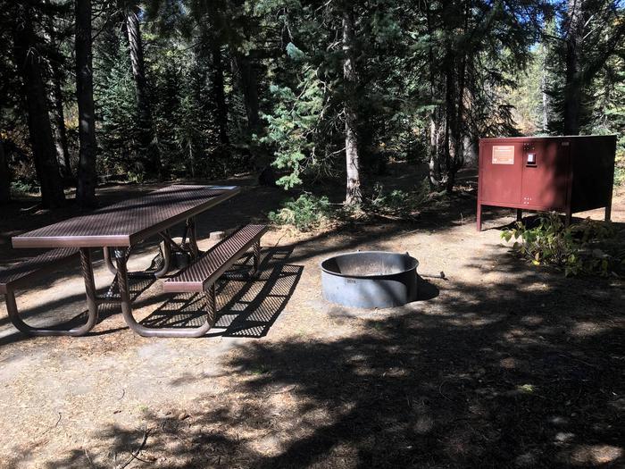 Campsite #22 (Tent Campsite)