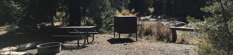 Campsite #27 (Tent Campsite)