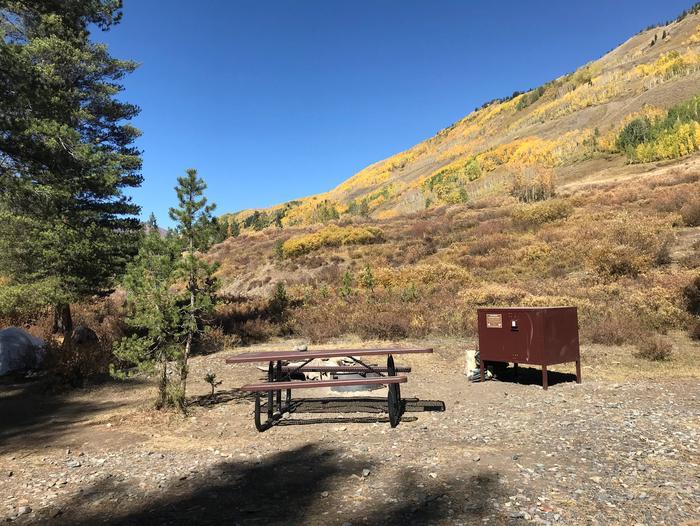 Campsite #28 (Tent Campsite)