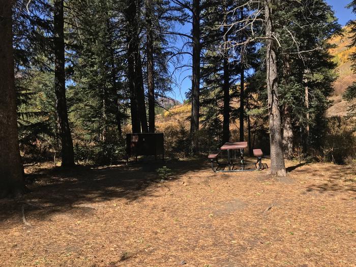 Campsite #29 (Tent Campsite)