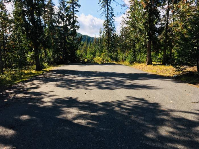 Outlet Campground Site 7