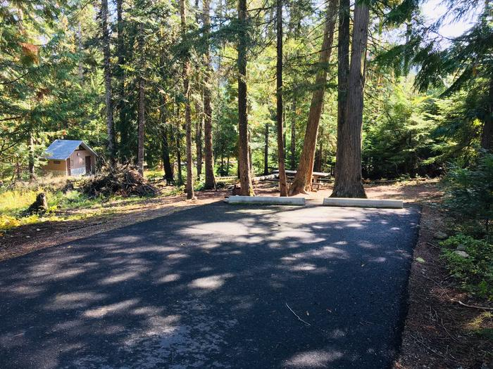 Outlet Campground Site 8