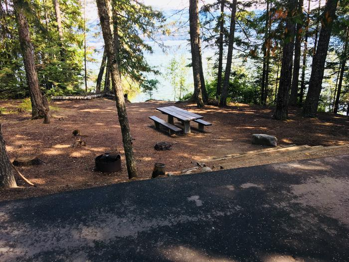 Outlet Campground Site 12